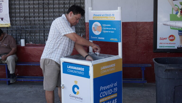 Campeche, the third state with more aid programs during the pandemic