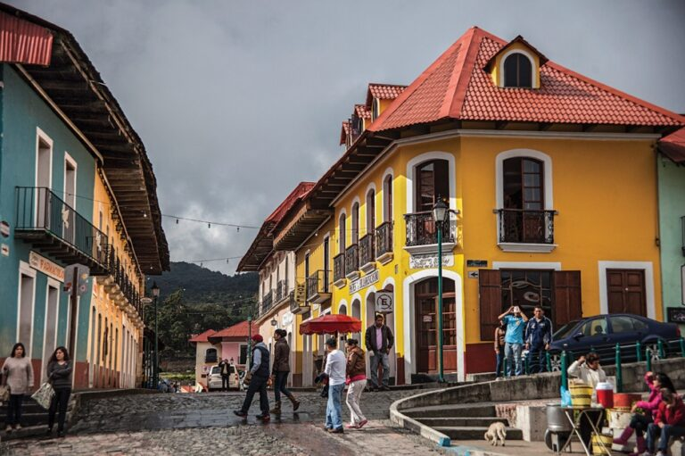 Hidalgo: get to know Real del Monte and its characteristic pastes