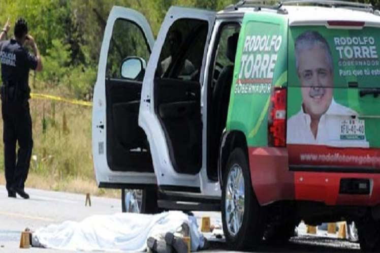 The danger of being a candidate in Mexico: 14 candidates and 41 politicians assassinated