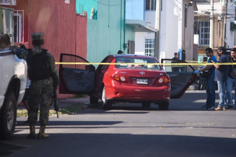 Kidnappings in Mexico increased 32.2% the State of Mexico and Veracruz top the list